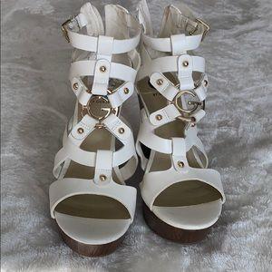 Guess Platform Shoes